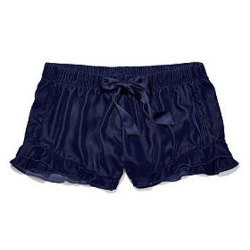 Velvet Ruffle Short - Victoria's Secret