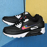 "Nike Air Max 90 QS ""BETRUE"" Black / white /colour"