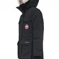 CANADA GOOSE winter women expedition parka jacket/black