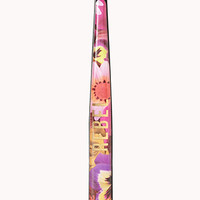 Floral Rebel Tweezers