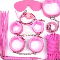 Leather Pink 7-pcs Pack [6628195331]