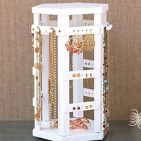 Revolving Jewelry Stand
