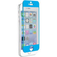 Znitro Iphone 5 And 5s And 5c Nitro Glass Screen Protector (soft Blue)