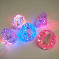 LED Diamond Water Submersible Base Lights, 12-Piece