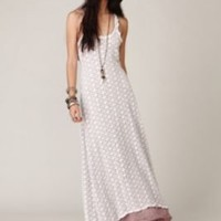 FP Beach Sundial Maxi Dress at Free People Clothing Boutique