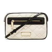 Marc by Marc Jacobs Sally Quilted Bag in Ivory