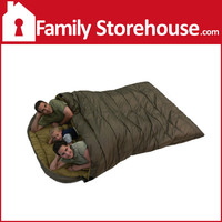 Mammoth 0°F Two Person Sleeping Bag