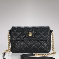 Marc Jacobs Day To Night Quilted Leather Shoulder Bag - All Handbags - Bloomingdales.com
