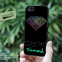 Resin Phone cases, Diamond Crooks, iPhone 5S 5 case, iPhone 5C Case, , Samsung Galaxy S3 S4 S5 Case, Note 2 Note 3 Case,50896