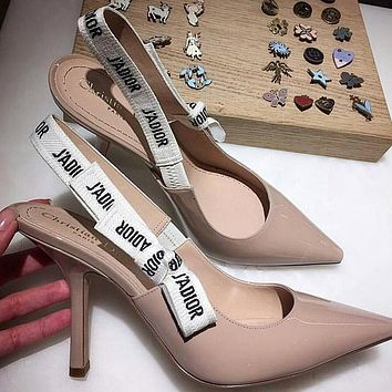 DIOR High heeled shoes