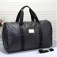 Louis Vuitton LV Women Leather Multicolor Luggage Travel Bags Tote Handbag Shoulder Bag