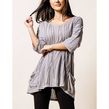 Jaya Pocket Tunic