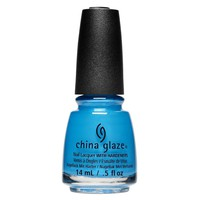 China Glaze - I Truly Azure You 0.5 oz - #80016