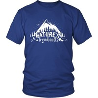 Nature's Treadmill Hiking - Unisex Tee