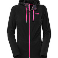 The North Face Women's Shirts & Tops Hoodies WOMEN'S MEZZALUNA HOODIE