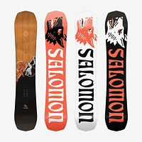 Salomon Assassin Snowboard 2020-2021