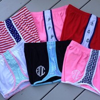 Krass & Co. Athletic Shorts: Gladeville Farmhouse