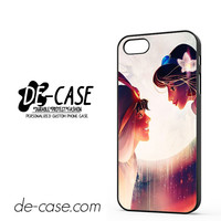 Aladdin And Jasmine Hugging DEAL-437 Apple Phonecase Cover For Iphone 5 / Iphone 5S