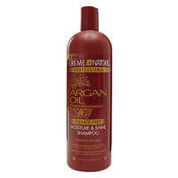 Creme of Nature with Argan Oil Sulfate-Free Moisture & Shine Shampoo