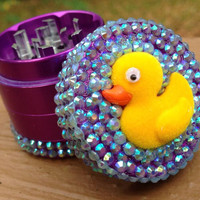 GRINDER -- MINIS Collection -- Rubber Ducky, You're The One