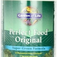 Garden of Life Perfect Food Green label 300g Powder