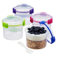 The Container Store > Klip-It® Breakfast-to-Go