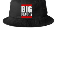 BIG DADDY EMBROIDERY hat - Bucket Hat