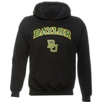 Academy - Gildan Adults' Baylor University Interlock Hoodie