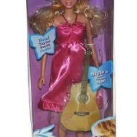 Taylor Swift Pretty Melody Fashion Collection Doll With Pink Dress