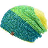 Empyre Girls Tabor Neon Lime Green Reversible Beanie at Zumiez : PDP