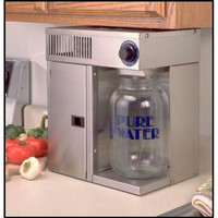 Mini-Classic II Stainless Steel Counter Top Water Distiller