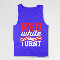 Fourth Of July Tank July 4th Tank 4th Of July Tank Top Patriotic Gifts Funny Drinking Tank Top USA Tank America Tank Merica Tank - SA1110