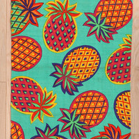 Magical Thinking Pineapple Rug