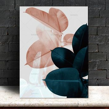 Poster  Wall art Picture decor canvas painting Wall art prints plant Picture the paintings on the Wall Picture no frame