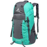 Coreal Large 35L Lightweight Packable Travel Hiking Backpack Lake Blue