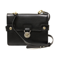 Versace Collection Handbag Vitello Perlato