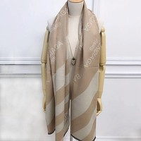 Perfect Balenciaga  Women Silk Scarf Shawl Scarf
