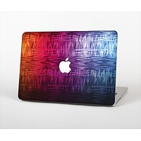 """The Vibrant Colored Lined Surface Skin Set for the Apple MacBook Pro 13""""   (A1278)"""