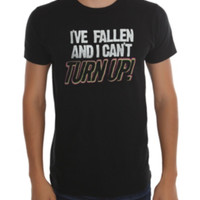Fallen Can't Turn Up T-Shirt 3XL