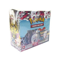 Pokemon XY Phantom Force TCG Booster Cards - Thirty-Six (36) Packs