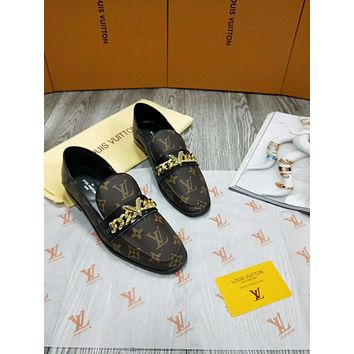"LV Louis Vuitton Women ""Monogram Empriente"" lace up Casual Shoes Sneaker Sport Running Shoes Boots Best Quality"