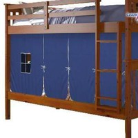 Elias Bunk Bed for Boys with Tent