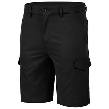 Attack Life by Greg Norman Mens 10 Cargo Shorts