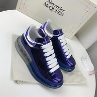 Alexander Mcqueen Oversized Sneakers With Air Cushion Sole Reference #5