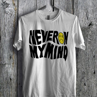 Never on My Mind 5SOS Tee  - D1zL Unisex Tees For Man And Woman / T-Shirts / Custom T-Shirts / Tee / T-Shirt