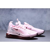 Nike Air Max 720 Pink&Wine Red Women Sneaker