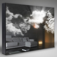 Lucid Mirror by Adam Frank for - Free Shipping