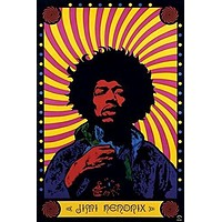 JIMI HENDRIX PSYCHEDELIC BAND OF GYPSYS NEW POSTERx36