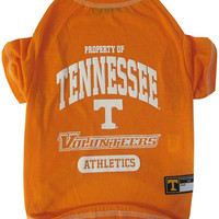 Tennessee Volunteers Dog Tee Shirt