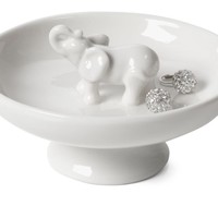 Porcelain Elephant Jewelry Bowl | Jewelry-boxes | Accessories | Z Gallerie